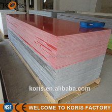Polyester acrylic solid surface manufacturer/polymer countertop