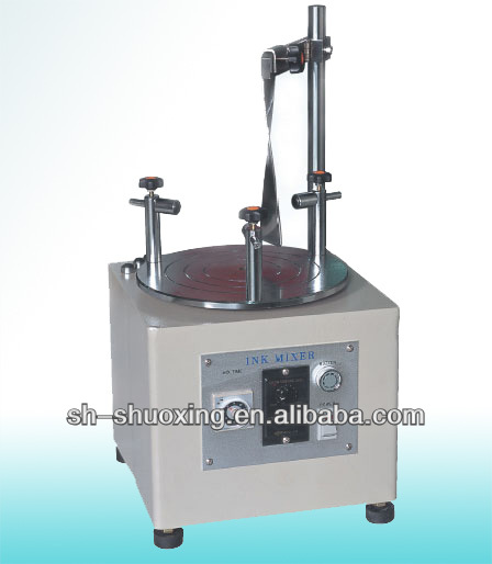 Automatic printing ink mixer