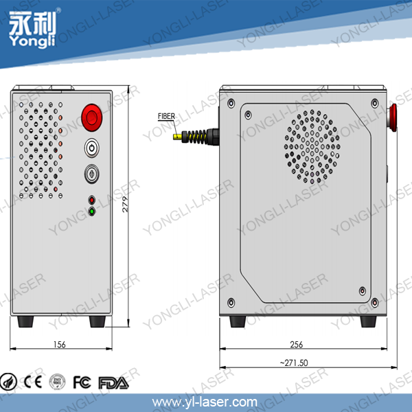 making machine high speed great quality mini  laser marking machine