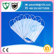 Hospital disposable products medical face mask and gloves