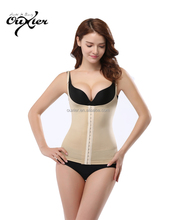 Femmes Nude Réglable Sangles Serre-Taille Body Shaper