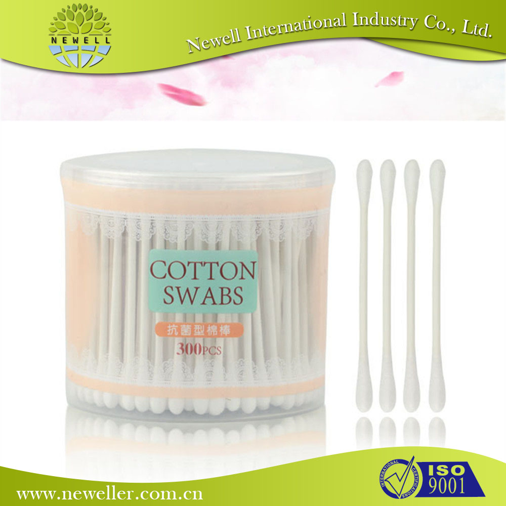 eco-friendly promotional pets cleanning cotton buds factory