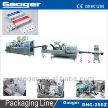 Medical Capsule/tablet Blister Packing and Cartoning Packaging Line