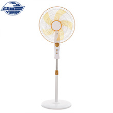 "Home Appliances Cheap Price 5 AS Blade 220V AC Remote Control 16"" Stand Fan With Sri Lanka Standard"