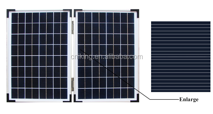 High Quality 20W16V Foldable Solar Panel Manufacturer in Shenzhen