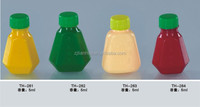 Supplier High Quality Small mini Colourful 5MLPET Plastic Medicine liquid Bottle