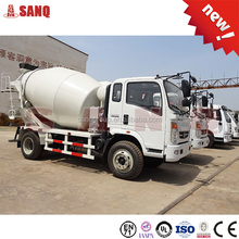 Factory price cheap 3 cubic meters concrete mixer truck for sale