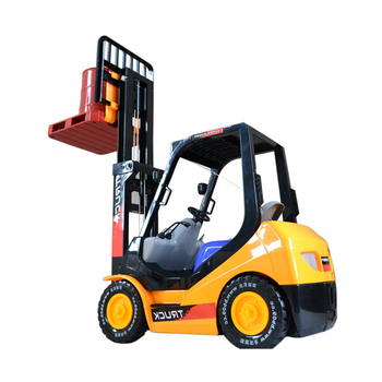 re-1050164 rc forklift 6ch lifelike remote control forklift for kids