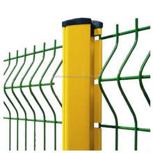 quality steel materials garden fence from china supplier