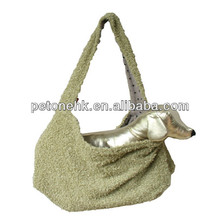 soft pet pocket cute dog carrier