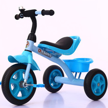 2017 cheap price new model EVA TIRE baby children bicycle tricycle