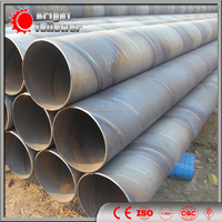 API 5L WELDED ROUND LARGE DIAMETER SPIRALSTEEL PIPE ON SALE