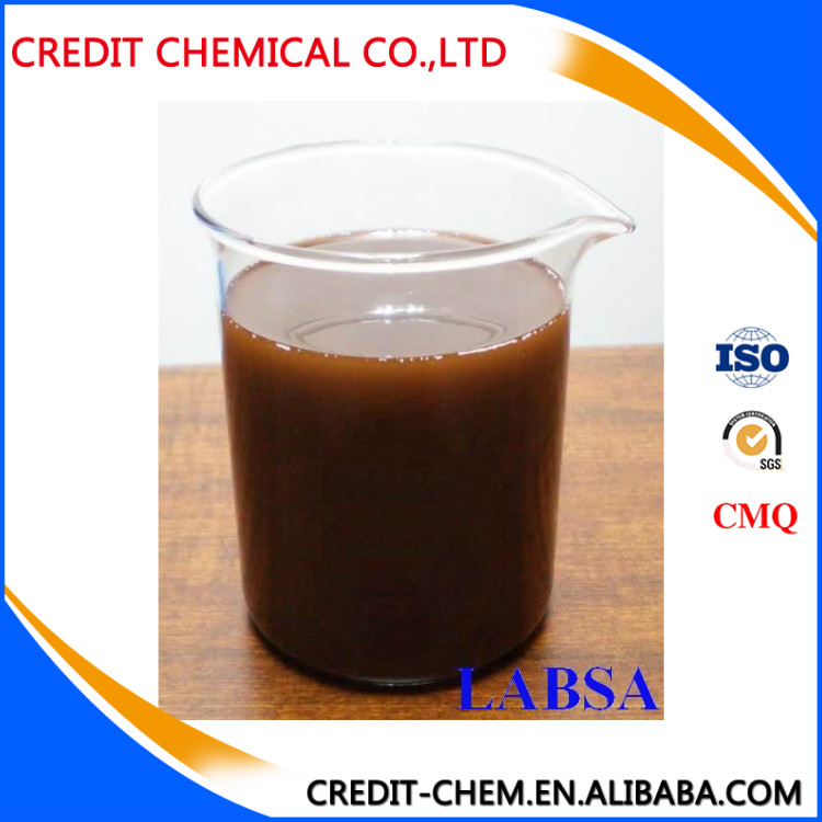linear alkyl benzene labsa for detergent use