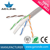 Computer cat6 cable standard color coding of utp cable