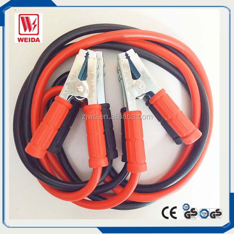 1000a heavy duty jumper booster cable/ car battery cable extender, jump leads jumper cable
