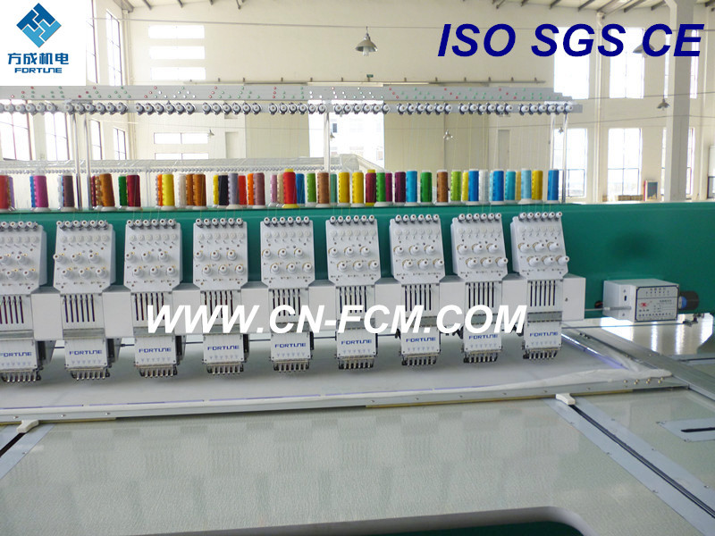 Automatic embroidery machine/ 15 head computerized embroidery machine/Dahao embroidery spare parts(FC-FN615)