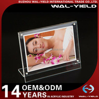 wholesale cheap samll 3x5 acrylic picture frames