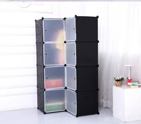 Living Room Filling Display Cabinet can Storage Books, Toys and so on
