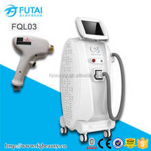 Beauty Clinic Equipment 600W High Power Professional Painless Hair Removal 808nm Diode Laser