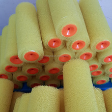 Paint roller brush structure super rough sponge roller brush