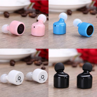 Best cell phone headset hands free stereo smallest bluetooth wireless earbuds