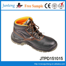 2016 new products puncture resistant toe working shoes