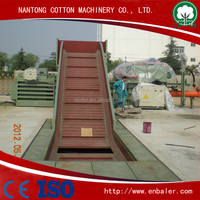 Hydraulic Plastic Baler Machine