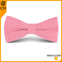 Chunhe Wholesale Butterfly Camouflage Cotton Dog Bow Tie