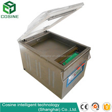 multi-function full automatic stretch film bread vacuum packing machine