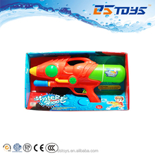 Hot sale summer gun with long shooting distance plastic toy guns