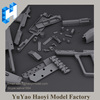 Cheap 3d printing cnc machining plastic parts rapid prototyping