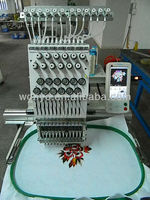 WONYO single head embroidery machine price /8 head embroidery machine /12 head /not used embroidery machine 360*1200mm