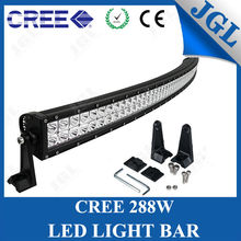 brightness led bar light made in china off road cree led light bar 50'' led light bar from cn360