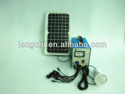 solar power information for 6w/12v