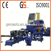 GS100 PP/PE foam sheet filling material plastic recycling machine price