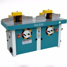 a low price and solid wood roll shaper machine for wood