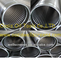 High Strength Stainless Steel Wedge Wire Screen/ Filter Mesh