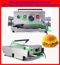 commercial hamburger cooking machine