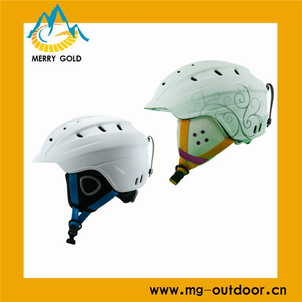 2016 Top Quality And Best Selling Protective Ski Helmets
