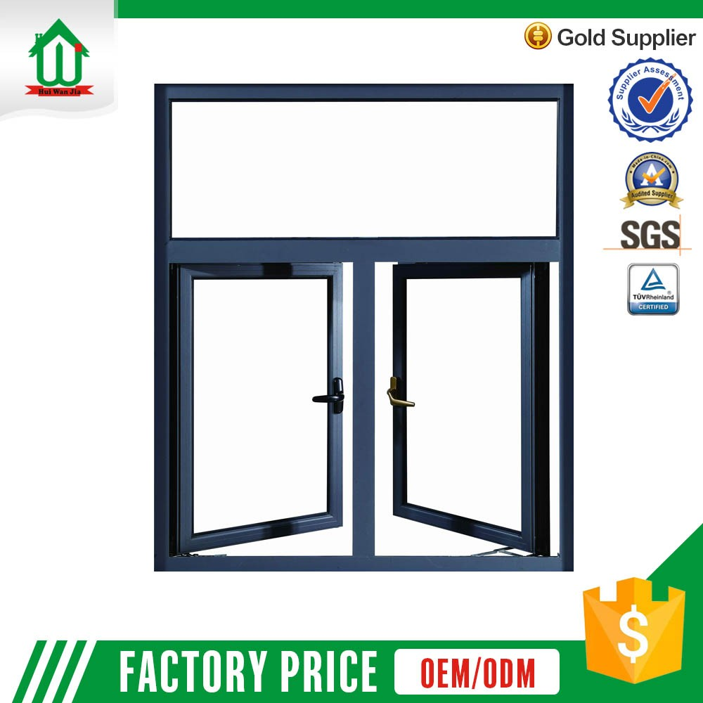 foshan wanjia factory pictures aluminum casement window