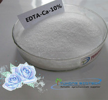 Chelated Trace Elements EDTA Ca 10% fortified organic fertilizer
