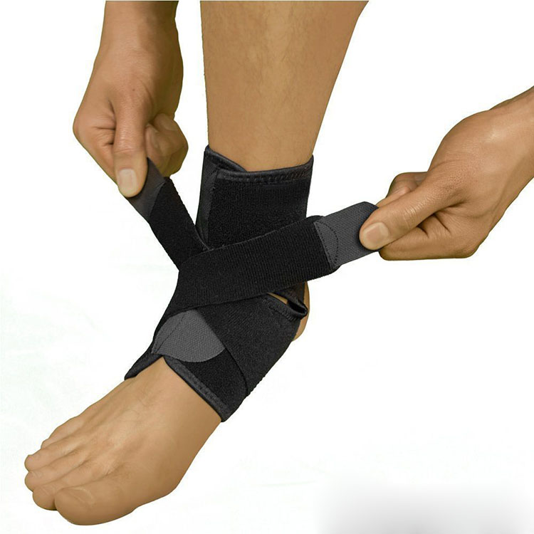 Hot selling elastic compression release neoprene ankle support band