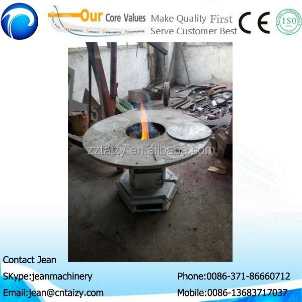 Biomass Briquette Machines for Sale | Wood Pellet Burner for Home used