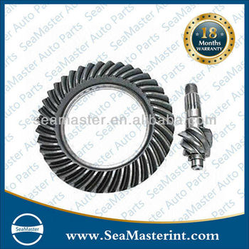 High quality Crown wheel and pinion for MITSUBISHI (R) CANTER 7*40