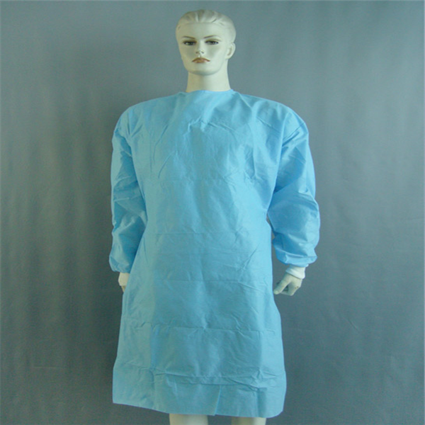 non-woven fabric surgical gown/disposable dental <strong>Protective</strong> clothing