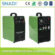 1000w solar power inevrter system 1kw with built in battery