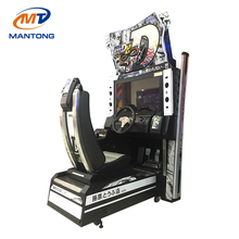 Initial d 8 arcade games machine coin operated car racing simulator arcade game machine for sale