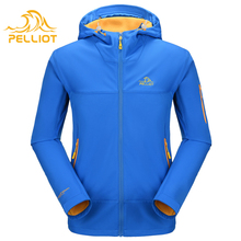 2016 wholesale new style men waterproof softshell jacket