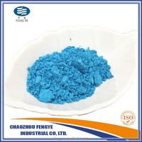 Alibaba ceramic pigment powder turquoise blue color stain for vitrified tiles