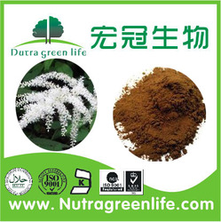 Natural & Pure high-quality Cimicifuga racemosa extract, Triterpene Glycosides, Black Cohosh Extract